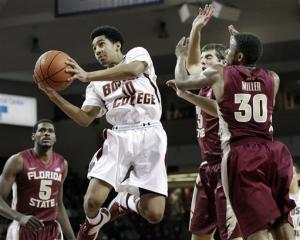 No. 15 Florida State falls to Boston College 64-60