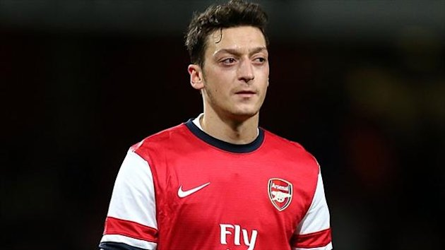 Mesut Ozilhas come under criticism for his recent Arsenal performances
