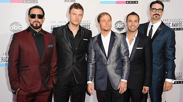 The Backstreet Boys Get Their Own Documentary