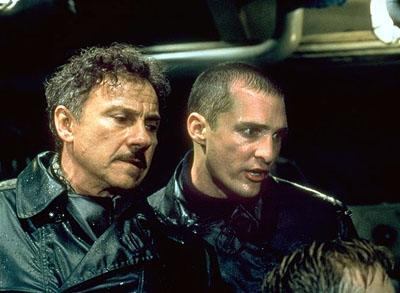 Harvey Keitel and Matthew McConaughey in Universal's U-571