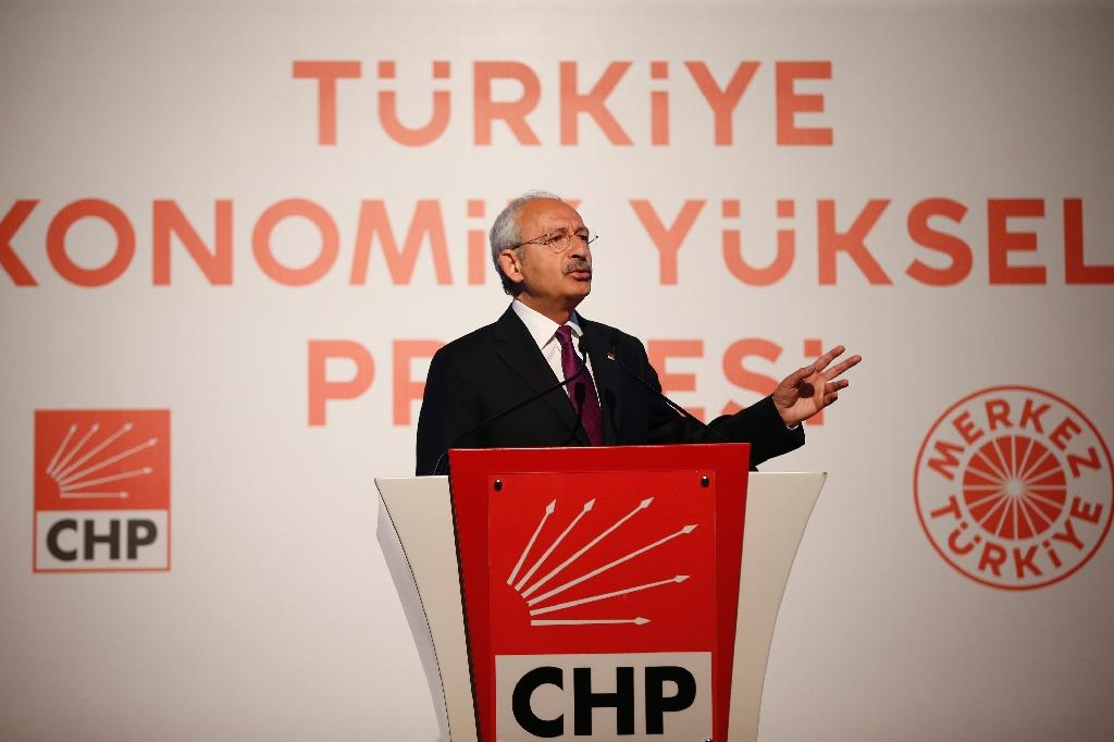 Turkey opposition vows to build new 'mega-city' in Anatolia