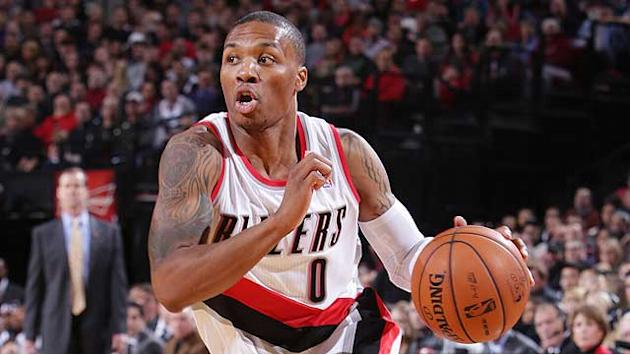 Damian Lillard pushing for All-Star status