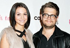 Lisa Stelly and Jack Osbourne | Photo Credits: Tibrina Hobson/WireImgaeg