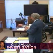 Judge Won't Be Removed From Adrian Peterson Abuse Case