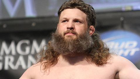 """Roy Nelson Looking Forward to Fighting Big Nog Because """"Older Breed"""" Fighters Like to Finish"""
