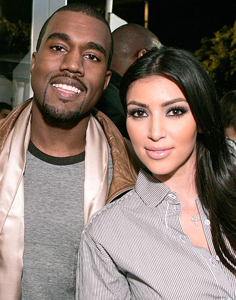 "Kim Kardashian: I'm ""So Blessed and Lucky"" to Be Pregnant With Kanye West's Baby"