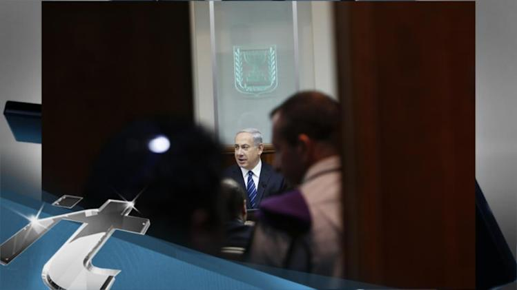 Netanyahu Takes Aim at Weapons 'leakage' in Syria
