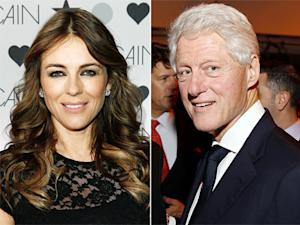 "Elizabeth Hurley Slams Bill Clinton Affair Rumor: It's ""Ludicrously Silly,"" ""Totally Untrue"""