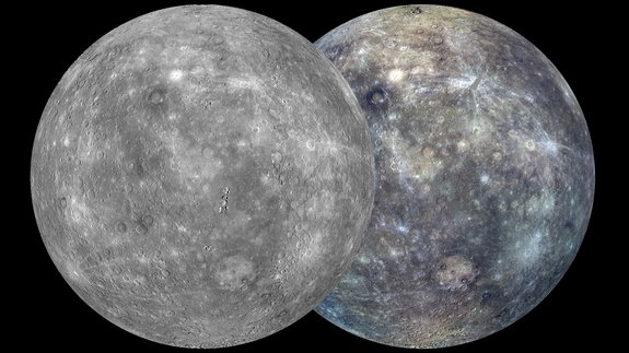 NASA Spacecraft Makes 1st Complete Map of Planet Mercury