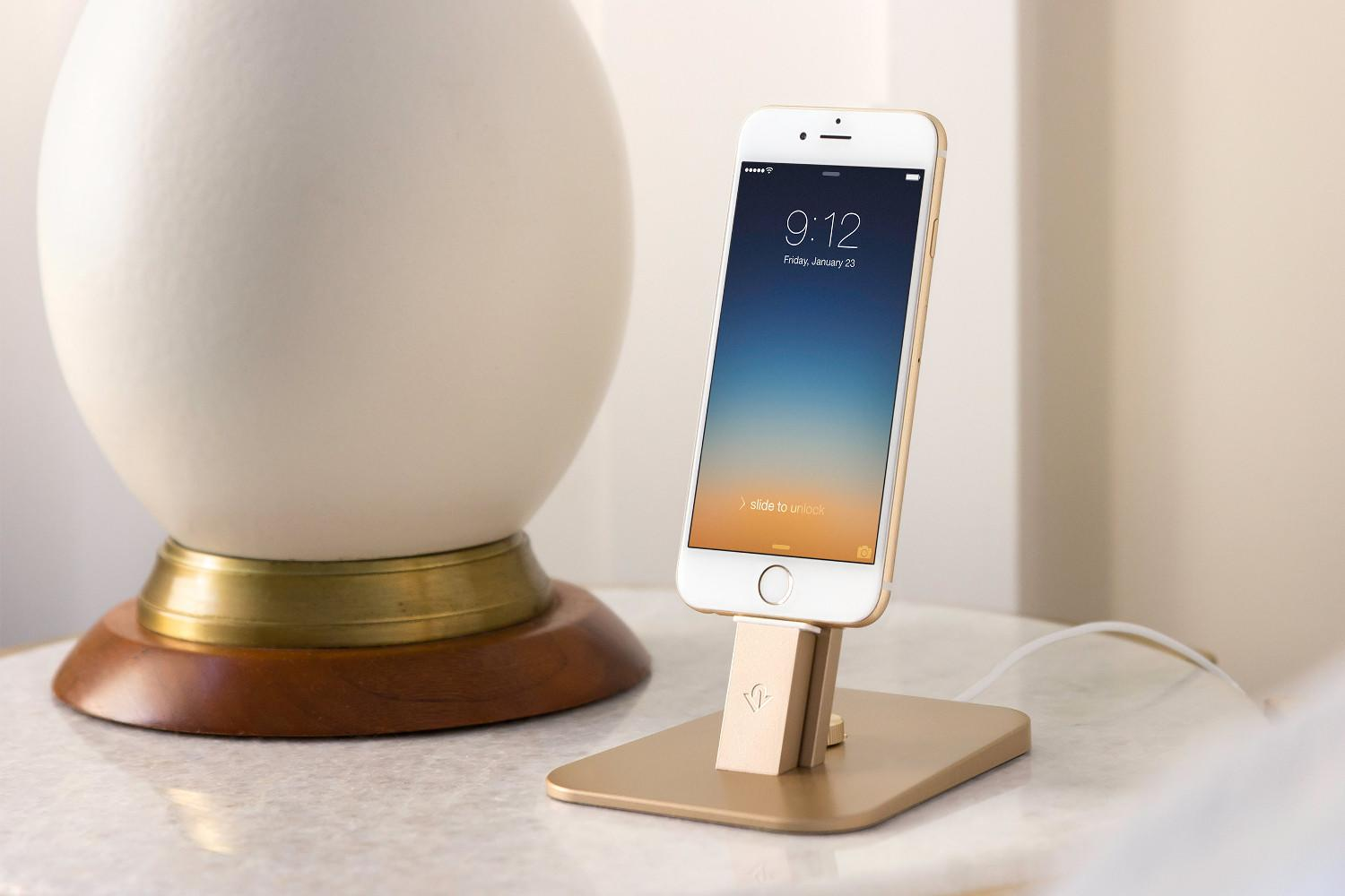10 stylish iPhone stands and charging docks