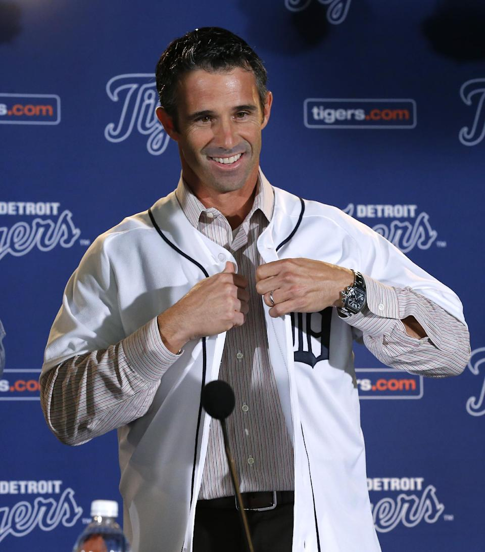 Tigers hoping for big things from Ausmus