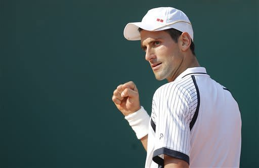 Nadal, Djokovic win; Murray routed in Monte Carlo