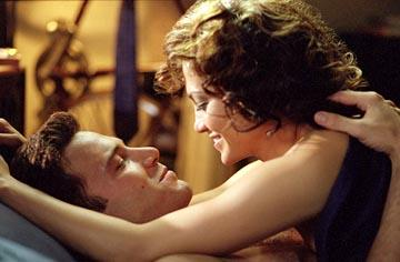 Ben Affleck and Jennifer Lopez in Miramax's Jersey Girl