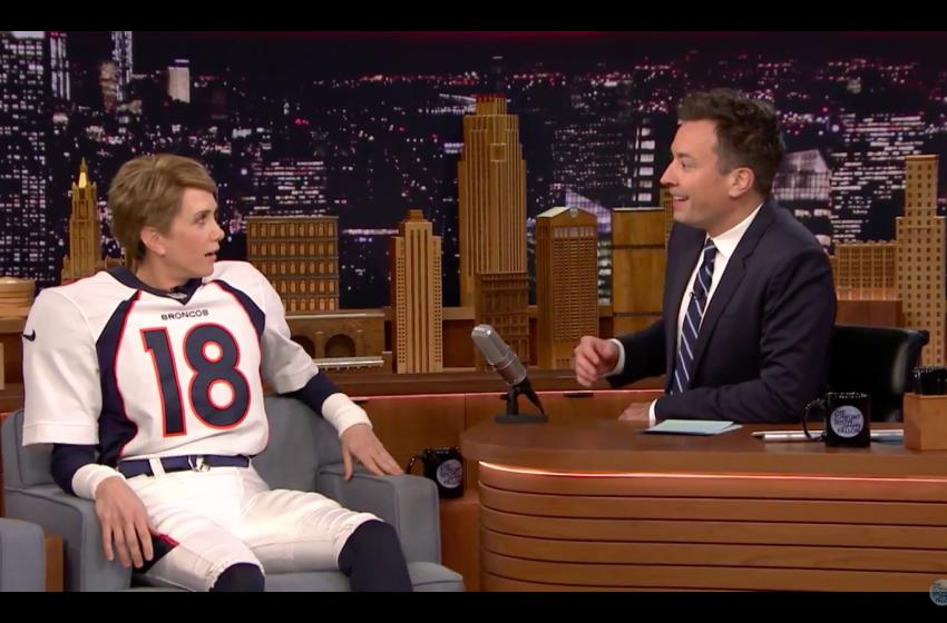 The Tonight Show with Jimmy Fallon Recap - 2-11
