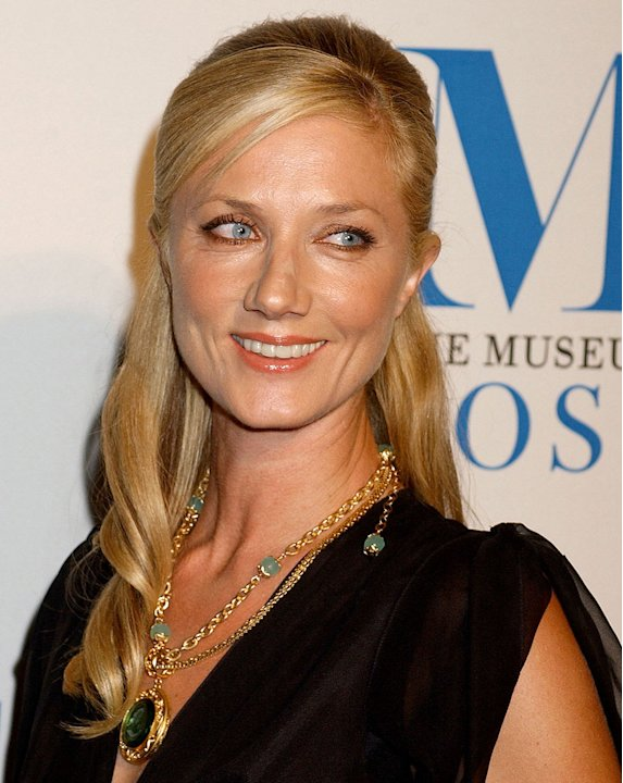 Joely Richardson at The Museum of Television & Radio Honors Peter Chernin and John Wells at its Annual Los Angeles Gala.