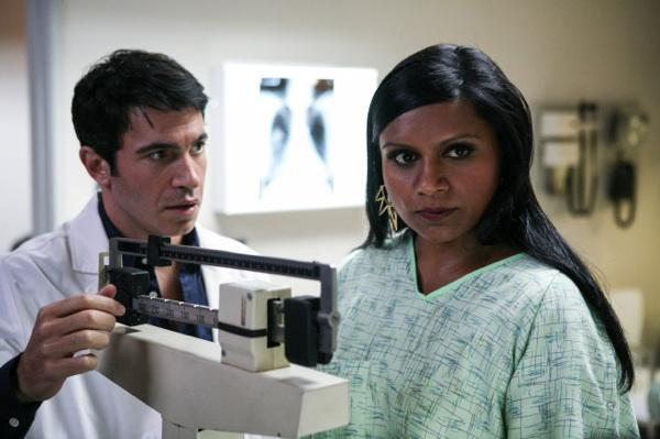 Exclusive Mindy Project Video: Awkward Alert! Danny Becomes Mindy's New Gynecologist