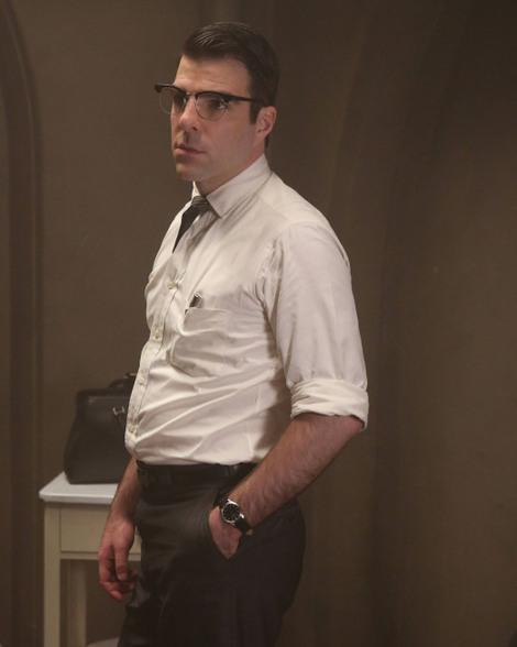 Fun facts about 'American Horror Story's' Zachary Quinto