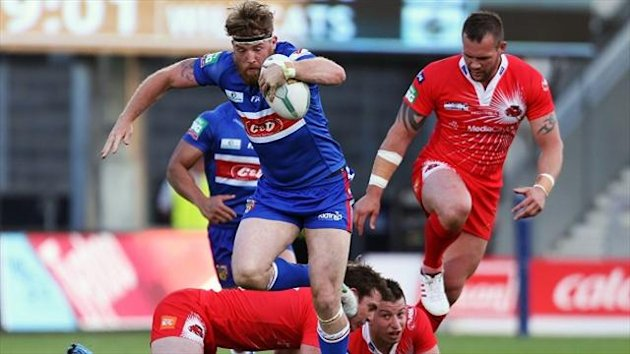 Salford were poor from start to finish on Monday night