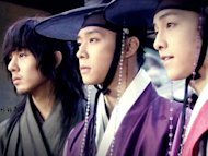 """Sungkyunkwan Scandal"" wins Bronze Award"