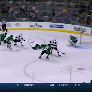 Kari Lehtonen Save on Jarret Stoll (04:48/1st)