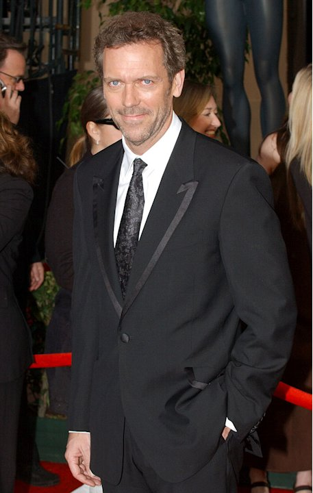 Hugh Laurie at the 12th Annual Screen Actors Guild Awards.