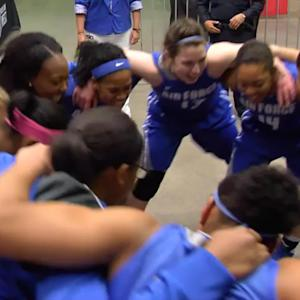 Highlights: #11 Air Force 56, #6 San Diego State 63