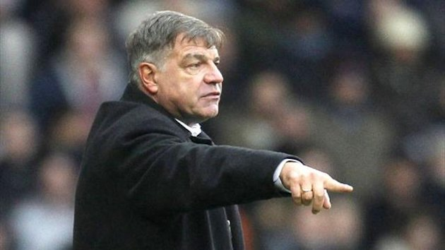 Sam Allardyce West Ham