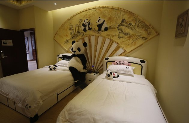 Panda hotel