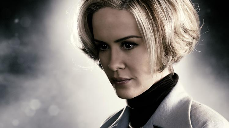 Sarah Paulson The Spirit Production Stills Lionsgate 2008