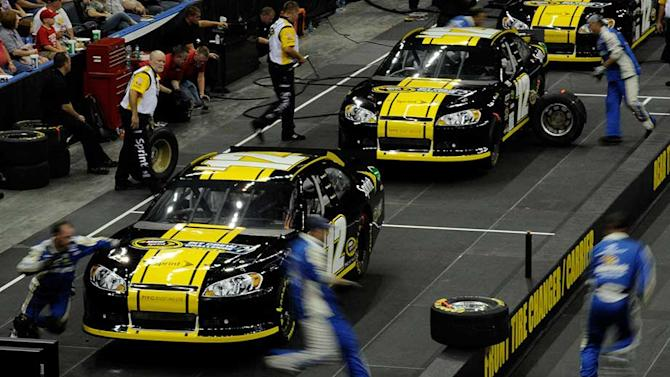 Pit Crew Challenge not returning to All-Star Week