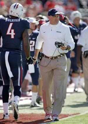 Carey's 366 yards lead Arizona past Colorado 56-31