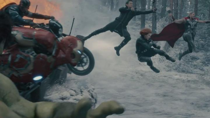 Marvel's new Avengers: Age of Ultron trailer showcases robots, explosions and a few surprises