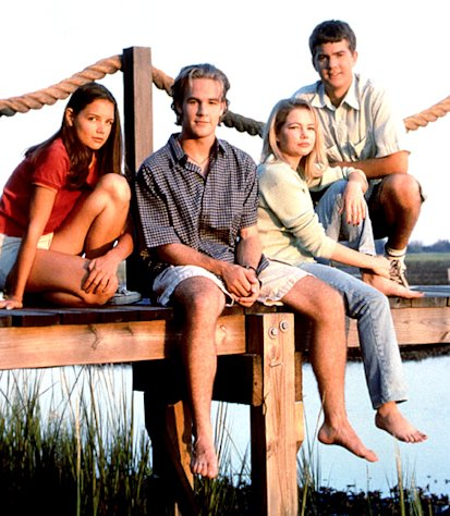 Katie Holmes Wants a Dawson&#39;s Creek Reunion