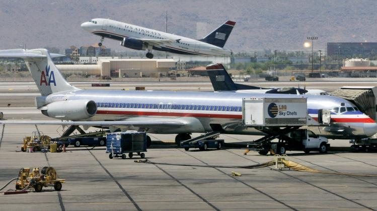 American, US Airways announce $11 billion merger
