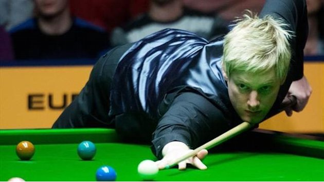 Snooker - UK Championship: LIVE