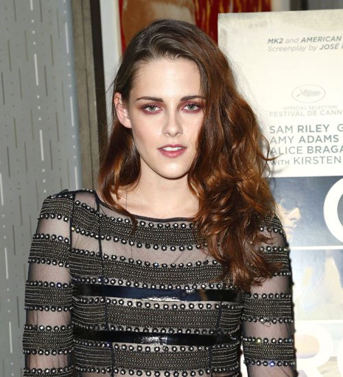 Kirsten Stewart's Red Eye: Yay Or Nay?