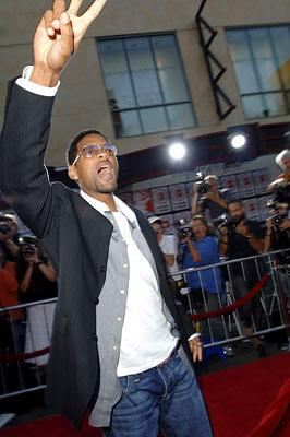 Will Smith at the Los Angeles fan screening of Paramount Pictures' War of the Worlds