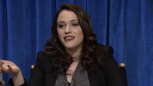 2 Broke Girls at PaleyFest 2013: Blush-Inducing Punch Lines