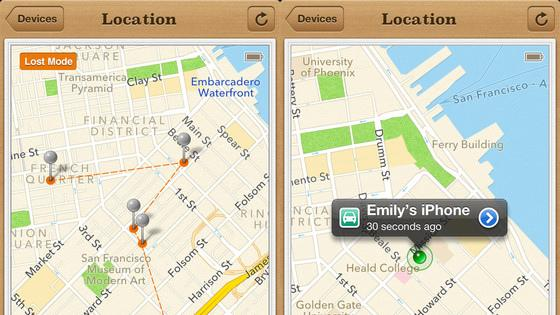 Apple updates 'Find My iPhone' app with handy driving directions