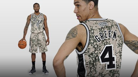 Spurs New Look