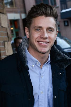 Jef Holm walks in Park City on January 20, 2013 in Park City, Utah  -- Getty Premium