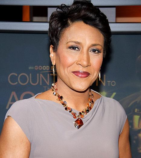 Robin Roberts on Pre-Transplant Chemo: My Mind Is Strong!