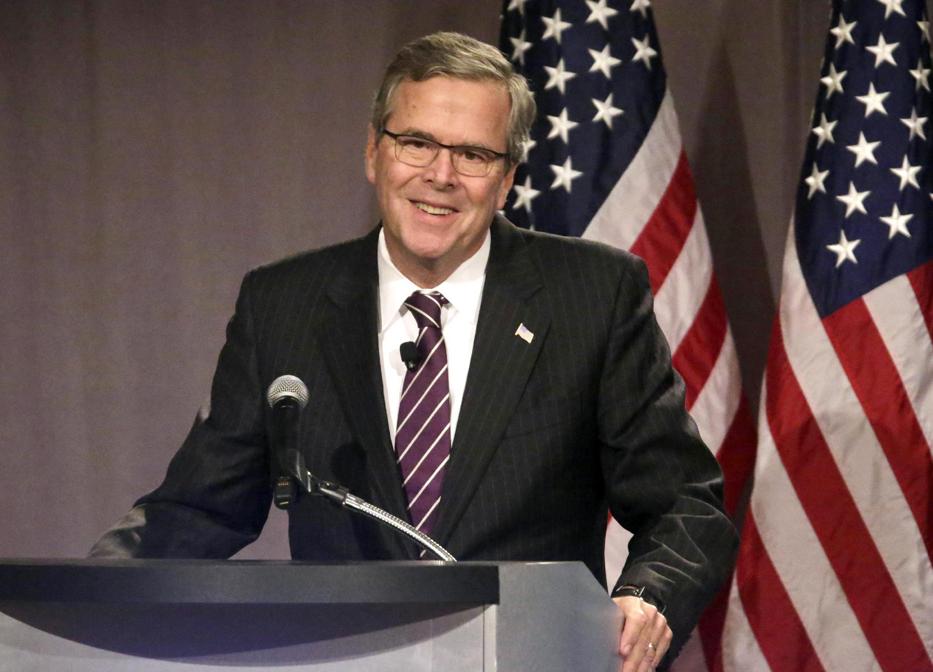 GOP's Jeb Bush working to reassert conservative credentials