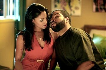 K.D. Aubert and Ice Cube in New Line's Friday After Next