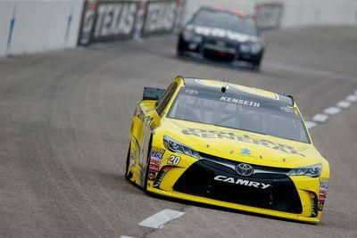 Matt Kenseth's son to make NASCAR debut with Joe Gibbs Racing