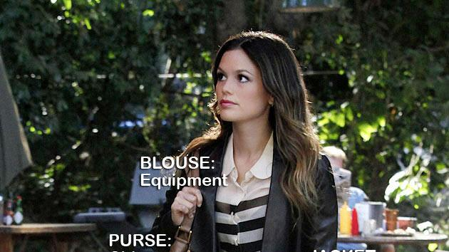"Rachel Bilson as Dr. Zoe Hart in the Season 1 episode ""Gumbo & Glory."" Hart of Dixie"