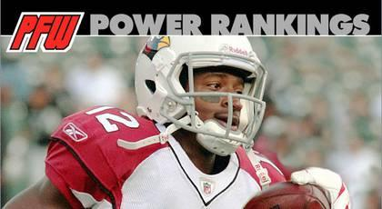 Power rankings: Cardinals fly up the ranks