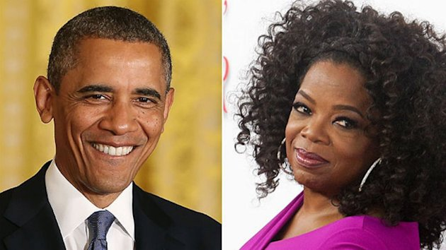 President Obama on 'The Butler': 'Oprah, My Girl, She Can Act' (ABC News)