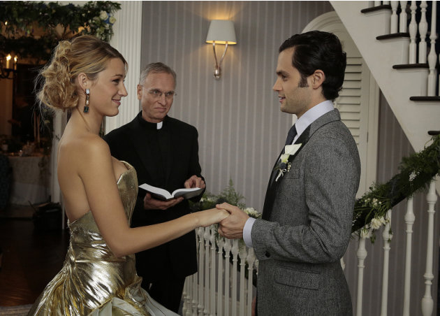 TV Wedding - Serena van der …
