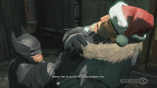 SWAT Are the Worst - Batman: Arkham Origins Gameplay